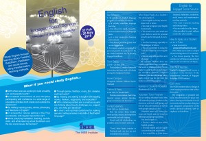 INEB English for Engaged Social Service